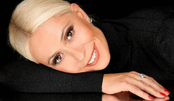 Μαρία Μπακοδήμου μακιγιάζ