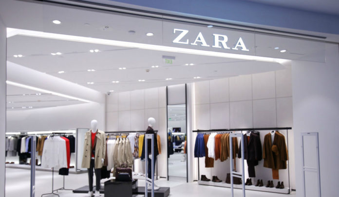 Zara φόρεμα καλοκαίρι 2020