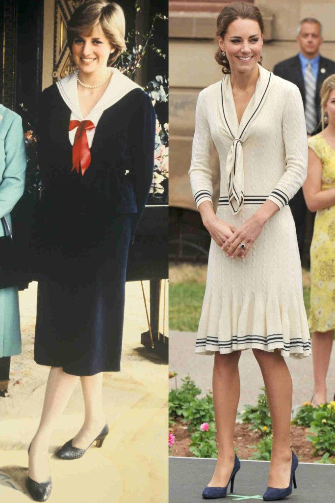 Kate Middleton Diana