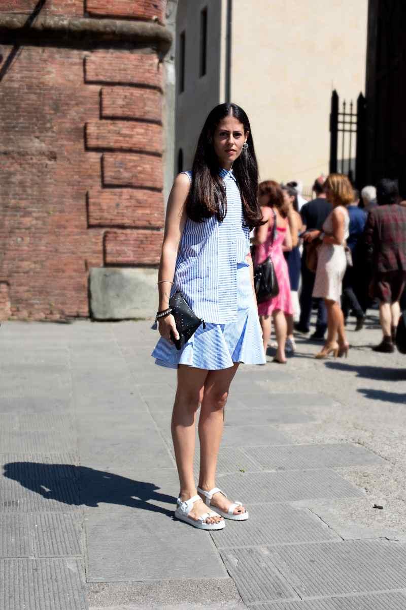 gilda ambrosio fashion blogger street style