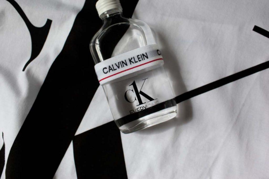 νέο άρωμα CK EVERYONE του Οίκου Calvin Klein