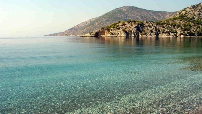 ομορφότερες παραλίες Αττική