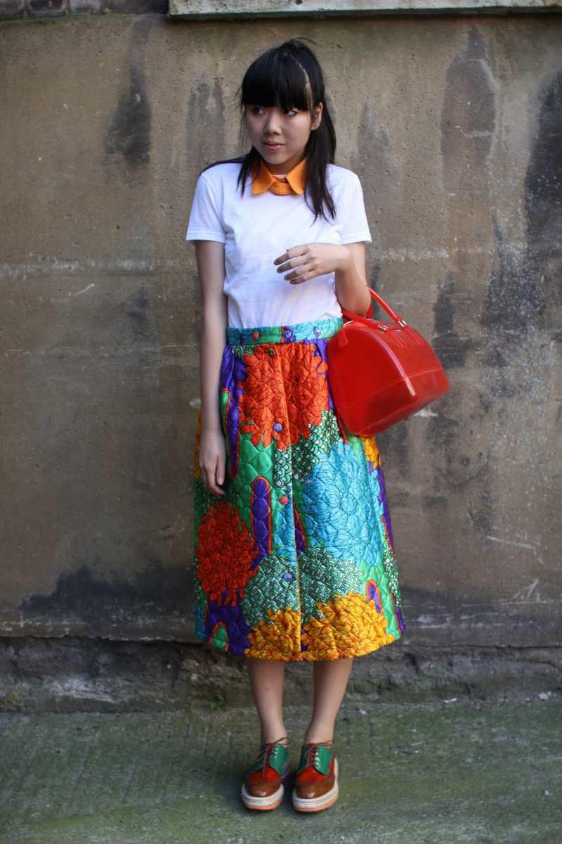 susie lau fashion blogger street style